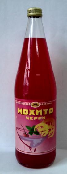 """Безалкогольный напиток  """"Мохито Черри """""""